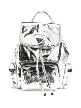 (U)Metallic Large Backpack