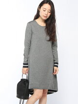 (W)レギュラーフィットロングスリーブドレス