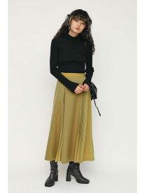 【SALE/30%OFF】SLY PLEATS スカート スライ スカート スカートその他 イエロー グレー【送料無料】