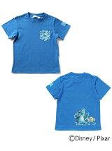 「Disney」「Disney/Pixar」キャラクターポケットTシャツ