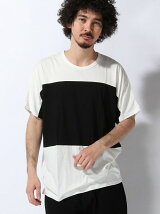 (M)Liss DOLMAN sleeve switch cut&sewn