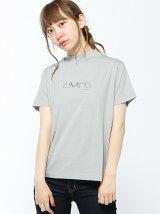 L&HARMONY/(W)ハイクルーネックプリントTシャツL