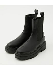AZUL by moussy TRACK SOLE SIDE GORE BOOTS アズールバイマウジー シューズ シューズその他 ブラック【送料無料】