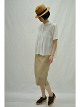 RAW FUDGE/裾リブツイルスカート