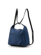 2スタイルで持てるバッグ