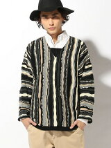 Abbas stripe knit