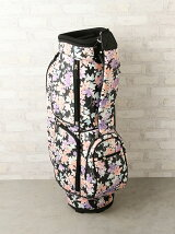 SPRING FLOWER CADDIEBAG