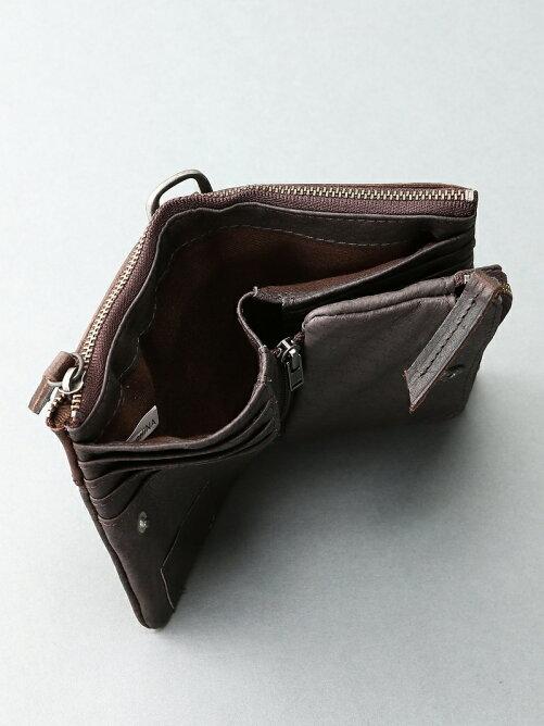 DEVICE Work 二つ折り財布