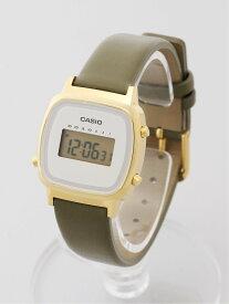 CASIO CASIO/(L)LADY'S DIGITAL/LA670WFL-3JF カシオ ファッショングッズ 腕時計 カーキ【送料無料】