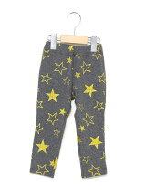 星プリントミラノリブスリムパンツ