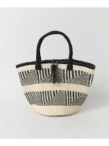 People Tree 手編みサイザルトートバッグ