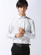 (M)アイシャツ P-100 カッタウェイ 長袖