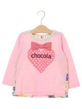 chocola wish ハートチュニックTシャツ