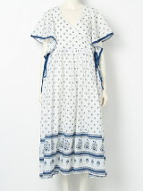 COTTON PRINT DRESS