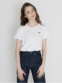 Levi's パーフェクトTシャツ WHITE リーバイス カットソー Tシャツ