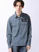 L/S DENIM SHIRTS