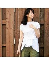 【限定】フロントリボンシャツ