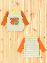 ボリス&バーバラL/STシャツ
