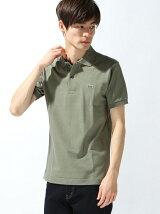 (M)ラコステ L.12.12 ポロシャツ (無地・半袖)