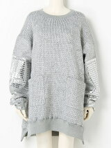 BIG KNIT TOP