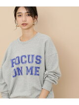 【dartelier】SWEAT( FOCUS ON ME)
