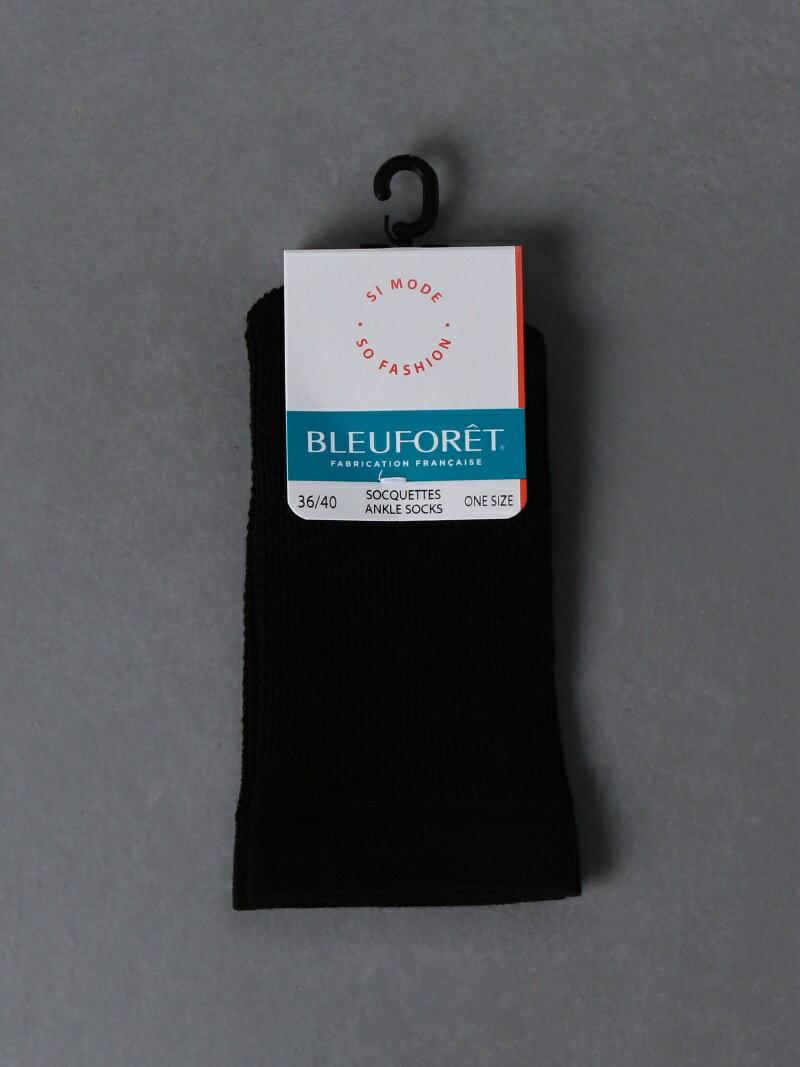 UNITED ARROWS <BLEU FORET(ブルーフォレ)>FISHNET アンクル ソックス ユナイテッドアローズ ファッショングッズ