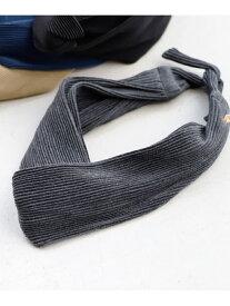 ANEMONE 痛くなりにくいバックワイヤーターバン[C] アネモネ 帽子/ヘア小物 カチューシャ/ヘアバンド グレー ネイビー ブラック ベージュ
