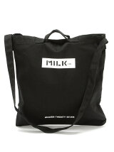 2WAY TOTE BAR BLACK【トートバッグ】