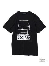 【SILAS×SNOOPY/スヌーピー】S/S TEE HOUSE