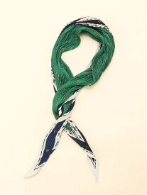 (W)ORプリーツスカーフ ニコアンド ファッショングッズ