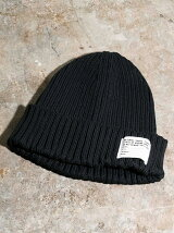COOL MAX CTN RIB WATCH CAP