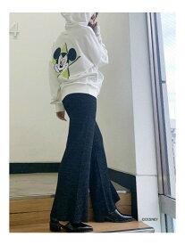 GYDA STARBIGPK/MICKEYMOUSE ジェイダ カットソー パーカー ホワイト グレー ブラック レッド カーキ【送料無料】