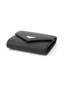 レター型三つ折小財布