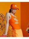 【SALE/50%OFF】adidas Originals (W)TREFOIL SWIMSUIT アディダス スポーツ/水着 水着 オレンジ