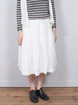 nestRobe タイプライタースカート