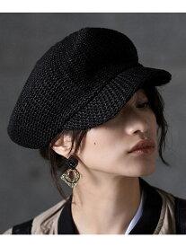amorous insense [通気性抜群]ペーパーキャスケット アモラスインセンス 帽子/ヘア小物