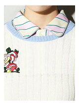 STRIPE COLLAR
