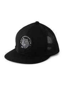 PLAYDESIGN (U)CC MESH CAP プレイデザイン 帽子/ヘア小物 キャップ ブラック グレー ネイビー カーキ【送料無料】