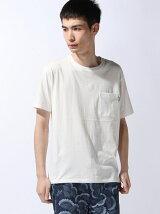 Basic Cotton Back Box Logo Tee