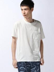 【SALE/20%OFF】MAGIC NUMBER Basic Cotton Back Box Logo Tee マジックナンバー カットソー【RBA_S】【RBA_E】