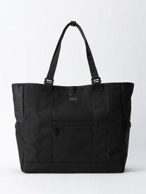 BLACK LABEL CRESTBRIDGE ナイロンテックトート ブルーレーベル / ブラックレーベル・クレストブリッジ バッグ バッグその他 ブラック【送料無料】