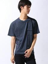 M/NスーピマコットンTシャツ