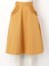 フリルポケットスカート