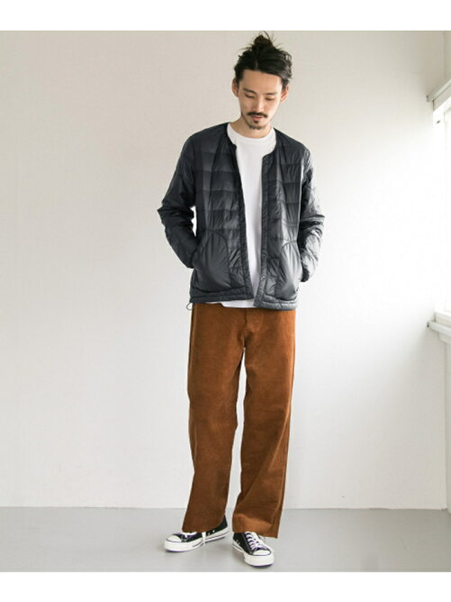NANGA×URBAN RESEARCH iD INNER DOWN CARDIGAN