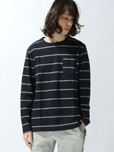 (M)ロングTシャツ