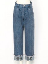 OLE! DENIM TROUSERS