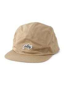 PLAYDESIGN (U)PLAY CORDURA SUMMER JET CAP プレイデザイン 帽子/ヘア小物 キャップ ベージュ ネイビー【送料無料】