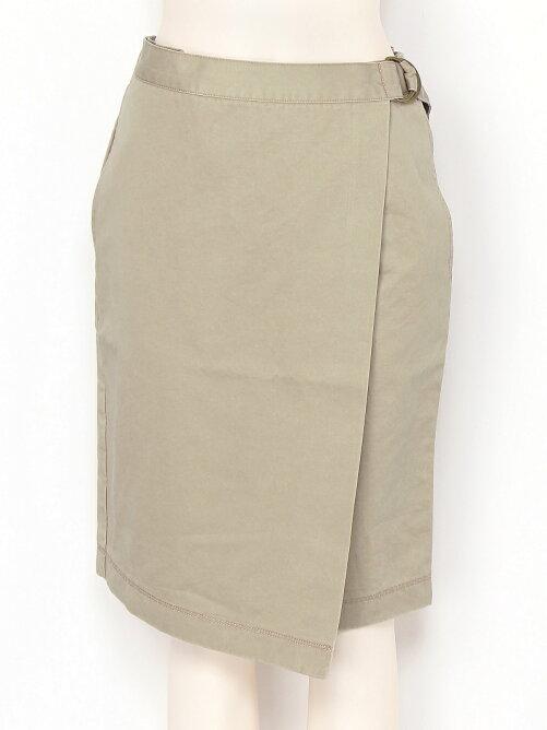 【CI】ミドルラップスカート
