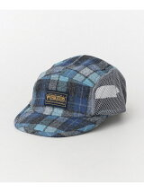 PENDLETON PD CHECK FABRIC JET CAP