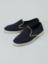 [M] Alberola×.efiLevol Slip‐on Shoes